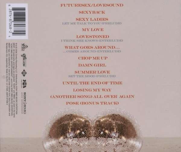 Lovesounds album timberlake futuresex Justin