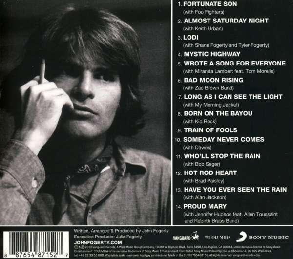 Born On The Bayou Kid Rock John Fogerty