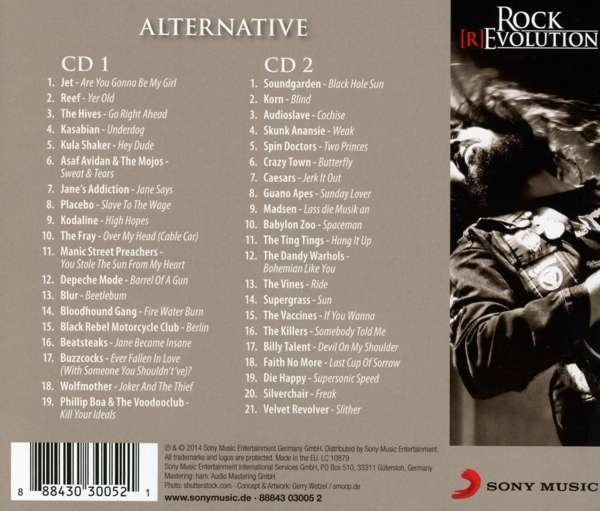the evolution of alternative rock Album: hidden, artist: blind evolution year 2016, length: 8 alternative rock music — download from redmp3.