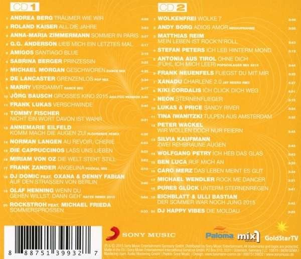 Various - Der Deutsche Hitmix No. 5 - Die Party