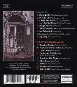 Atlanta Rhythm Section: Underdog / The Boys From Doraville ...