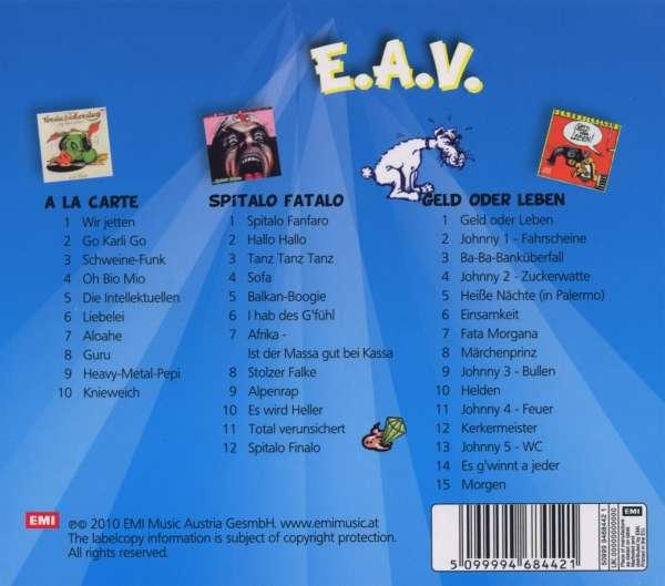 EAV (Erste Allgemeine Verunsicherung) - Hip-Hop
