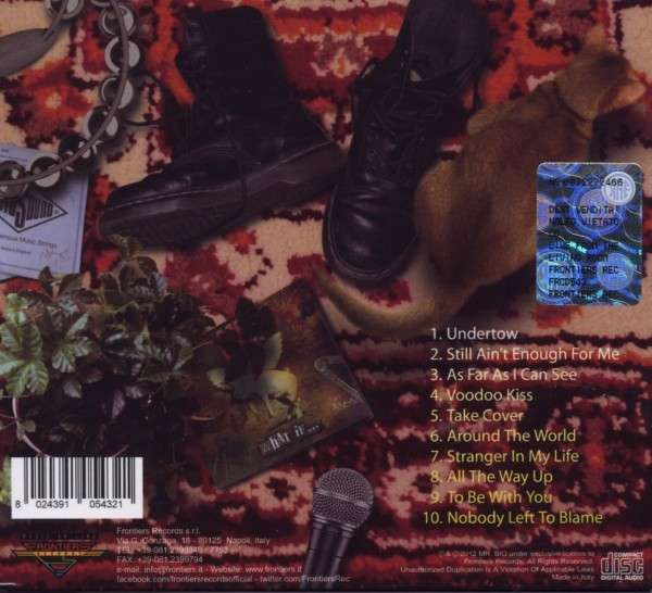 Mr Big Live From The Living Room 2011 Cd Jpc