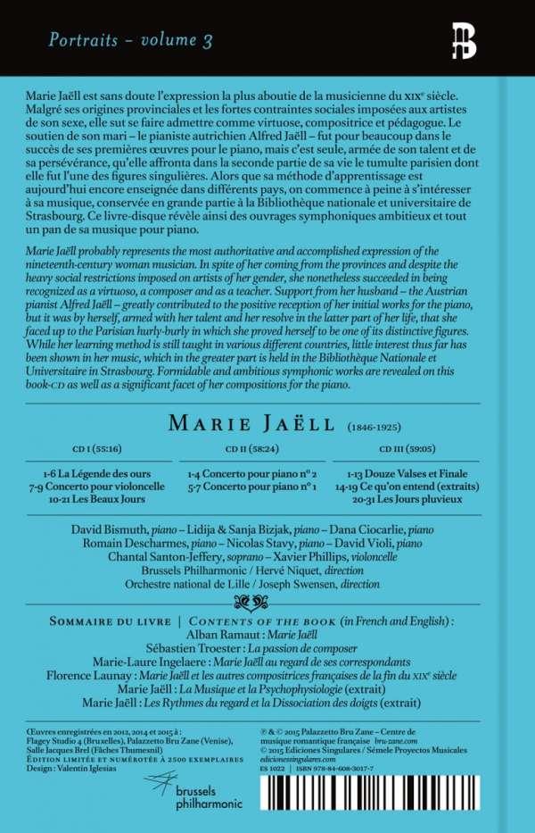 Marie Jaëll, compositrice et pédagogue au XIXe siècle 9788460830177